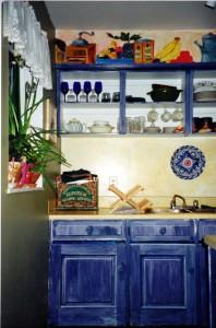 Kitchen longshot
