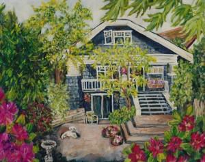 Heritige house